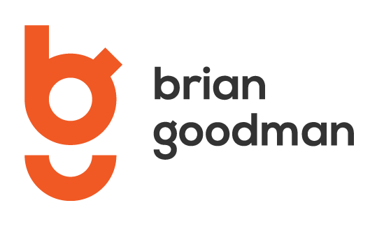 Brian Goodman Logo with Text