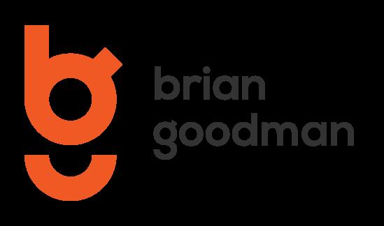Brian Goodman Logo with Text